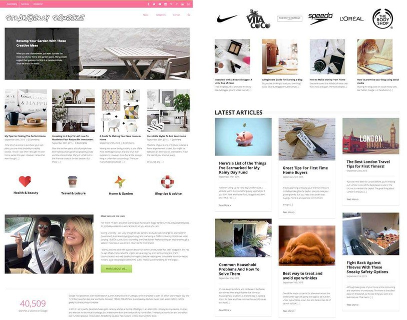 Improve your website design with these 8 simple tips uk for Minimalist living websites