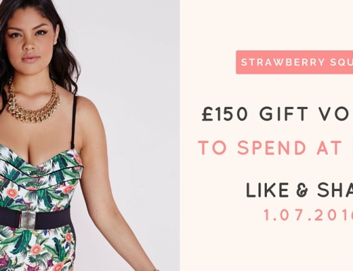 GIVE YOUR WARDROBE SOME LOVE: WIN £150 TO SPEND AT NAVABI!