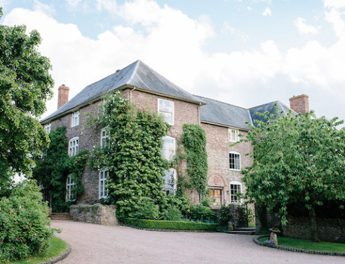 Why You'll Fall in love with Dewsall Court, Just Like I Did!: The Perfect Wedding Venue