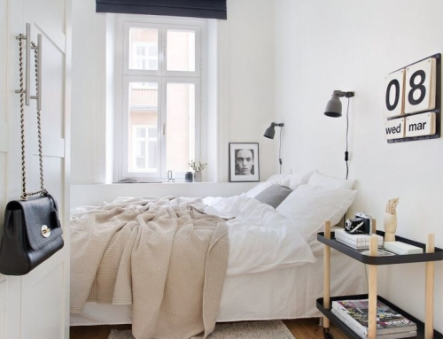 5 Design Tips To Make The Most Of A Small Bedroom
