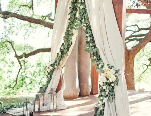 5 Ways To Have An Outdoor Wedding