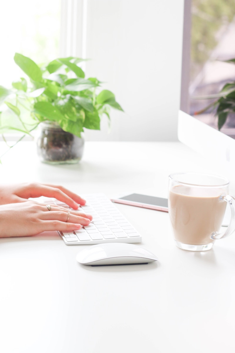 Learn How to Type Faster: 3 Touch Typing Tips for Freelancers | UK Lifestyle Blog