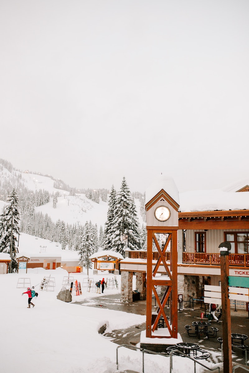 7 Picturesque Villages For the Perfect Ski Holiday Post-Lockdown | UK Lifestyle Blog
